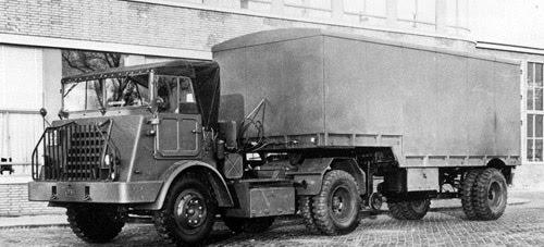1954 DAF YT-1500 L  101