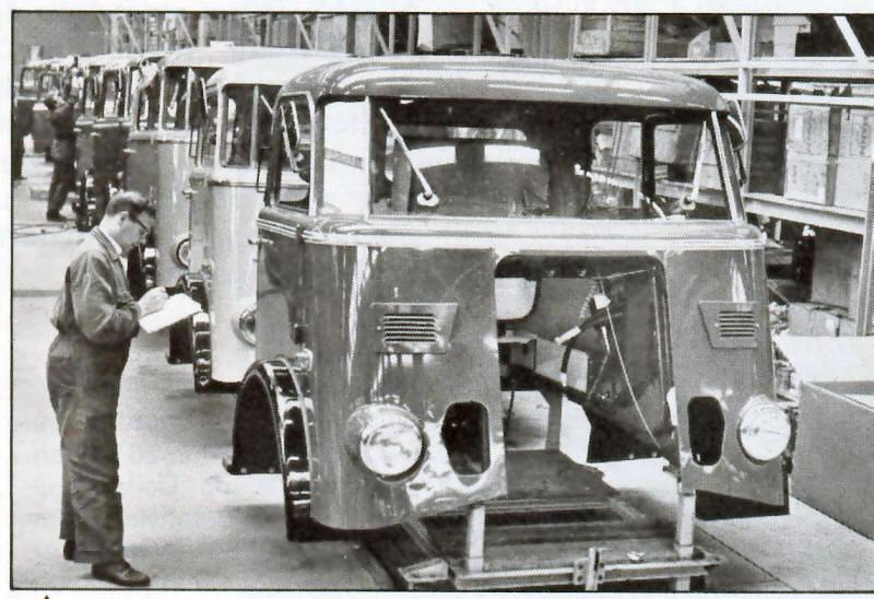 1955 DAF Fabriek
