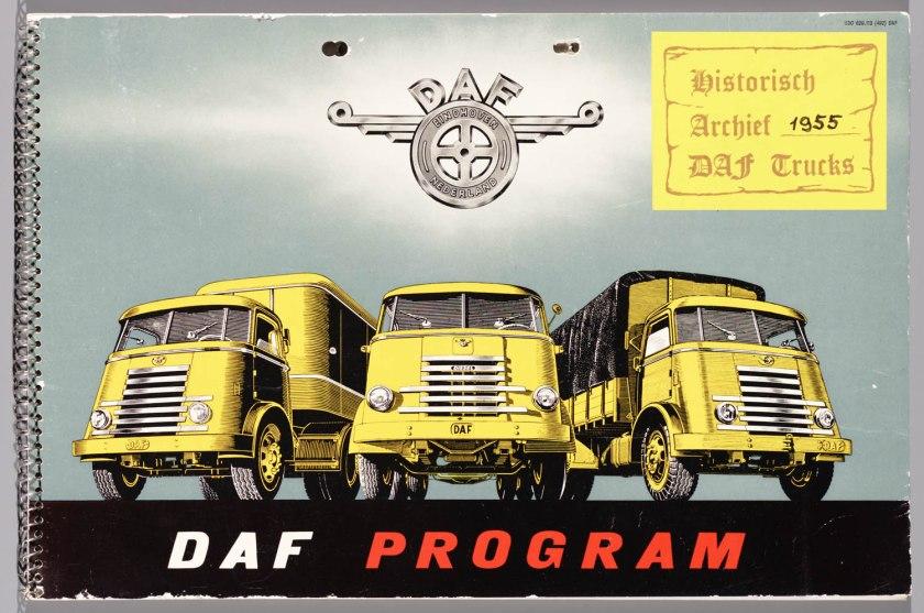 1955 DAF Programma 1955 a