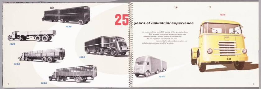 1955 DAF Programma 1955 c
