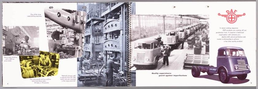 1955 DAF Programma 1955 d