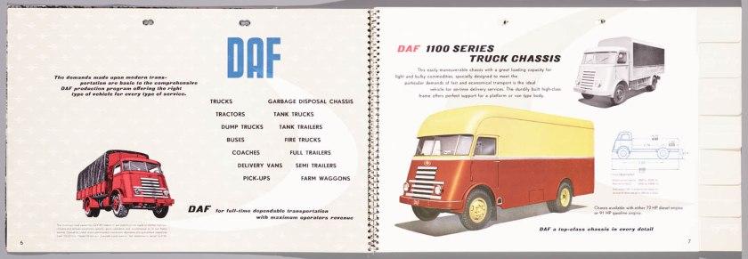 1955 DAF Programma 1955 e