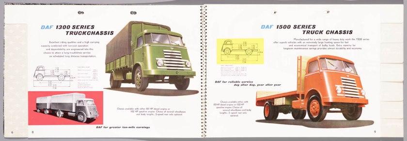 1955 DAF Programma 1955 f