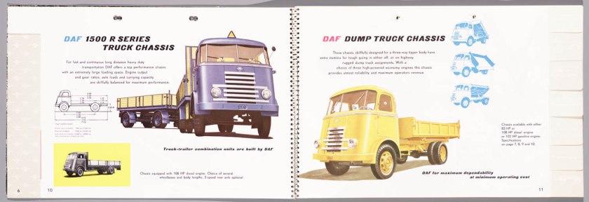 1955 DAF Programma 1955 g