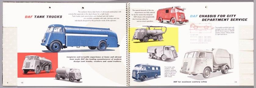 1955 DAF Programma 1955 k
