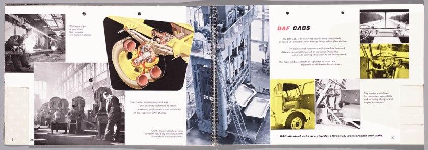 1955 DAF Programma 1955 o
