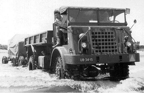 1955 DAF YA 414 202