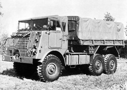 1955 DAF YA 616 102