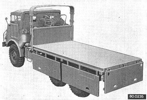 1955 DAF YA 616 VL 2