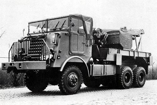 1955 DAF YB 616 2