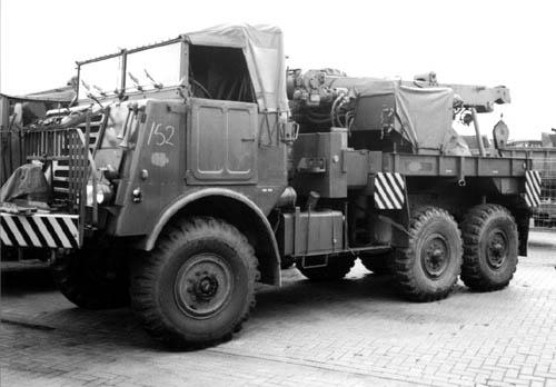 1955 DAF YB 626 102