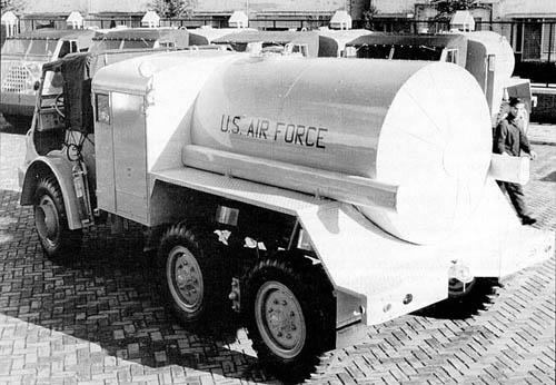 1955 DAF YF 318 1