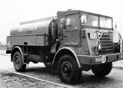 1955 DAF YF 324 101