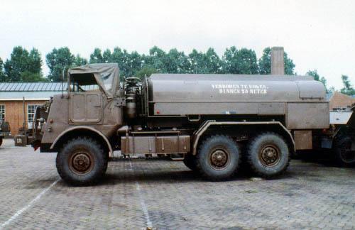 1955 DAF YF 616 102