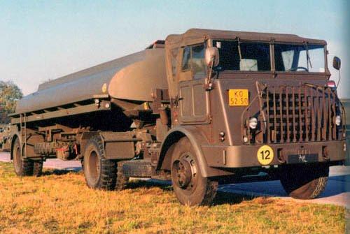 1955 DAF YT-1527L32  2