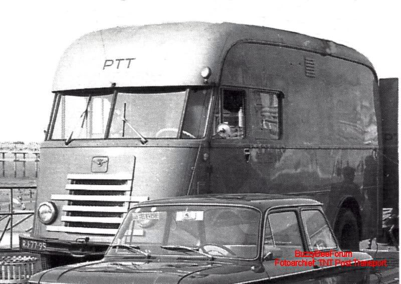 1956 DAF 15005t PTT