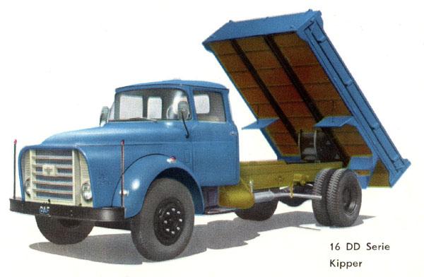 1956 DAF 16DD