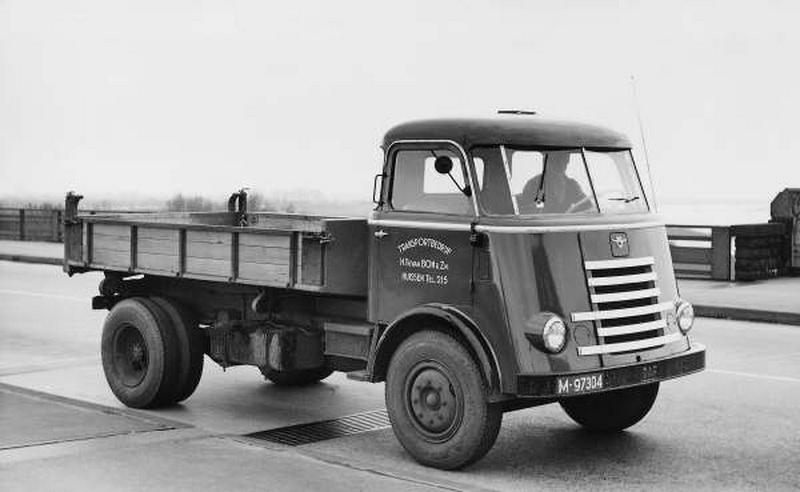 1956 DAF A 1100