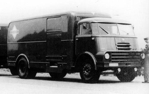 1956 DAF A 2000 DO 1