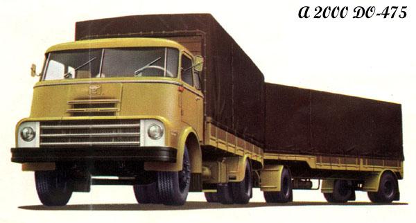 1956 DAF A2000DO-475