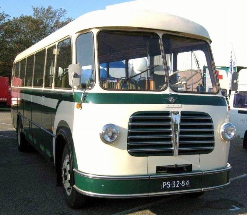 1956 DAF B 1500 C 533 BOVA