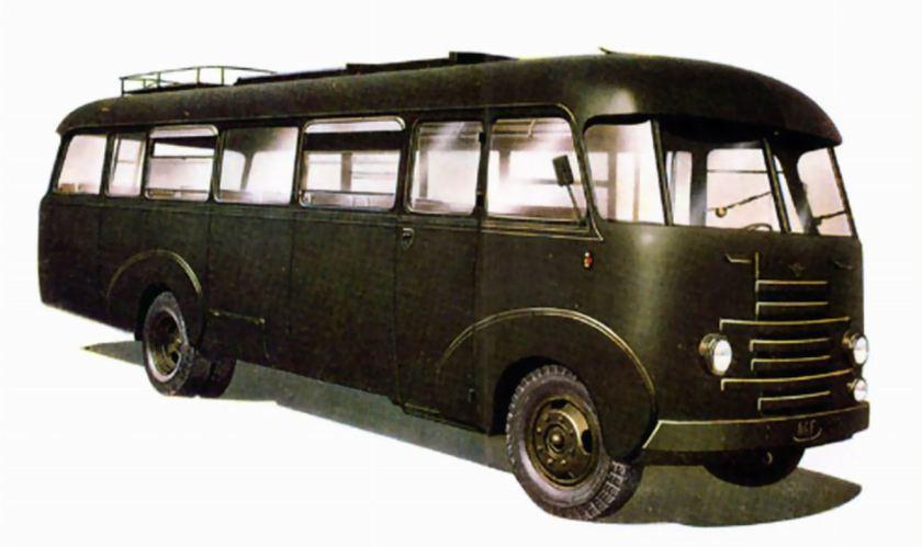 1956 DAF B 52 2