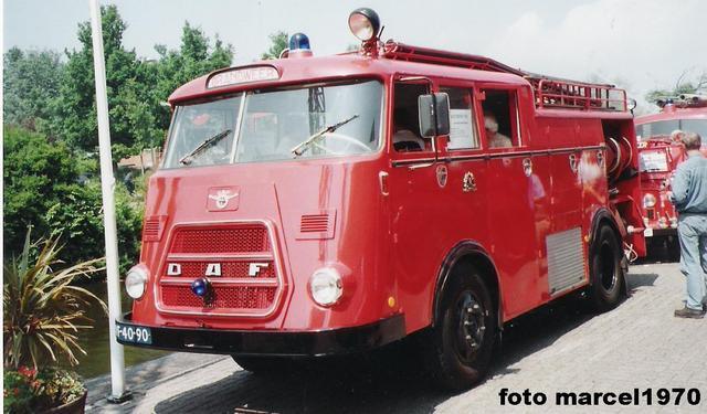 1956 DAF brandweer-oldtimer-den-helder
