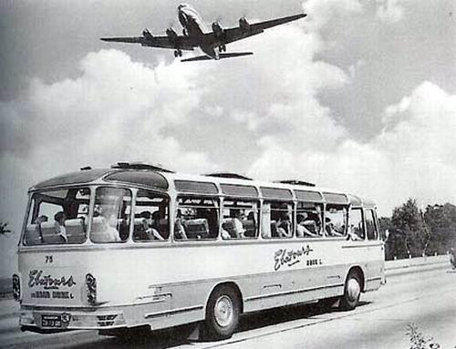 1956 DAF Ebad tours