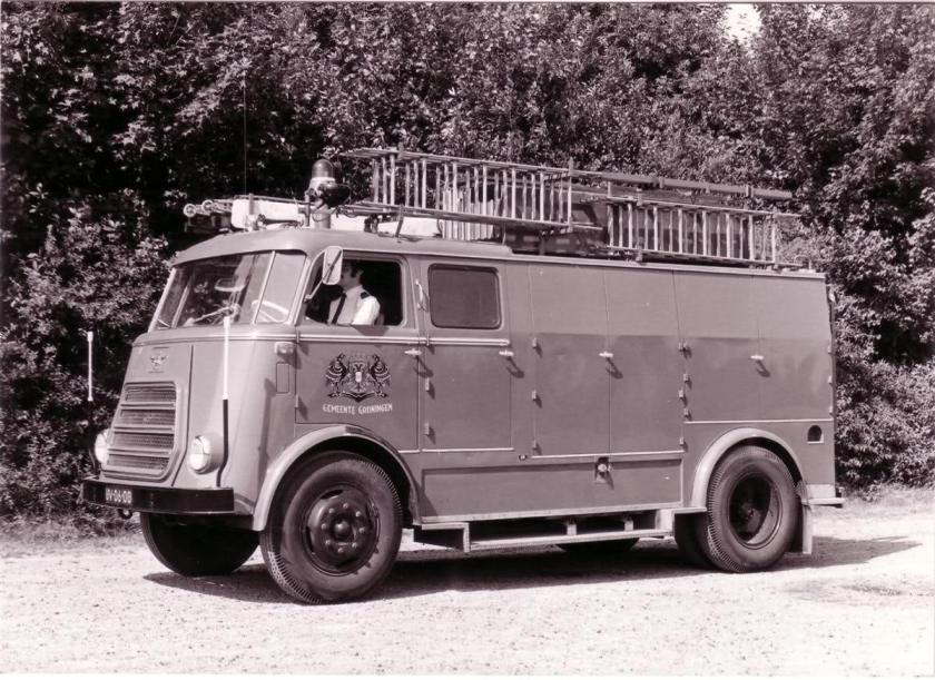 1956 DAF Gemeente Groningen