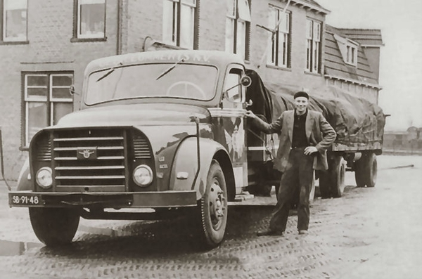 1956 DAF SB-91-48