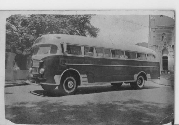 1956 INTERNO 43 DAF 56 carr El Condor ex Lisa