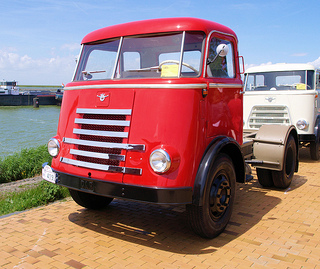 1957 DAF 1500 Turbo