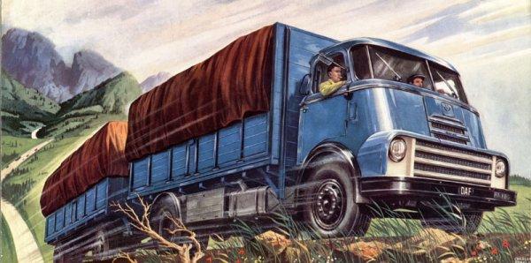 1957 DAF 2000 DO (2)