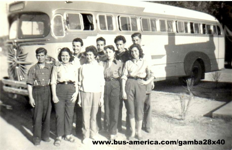 1957 DAF B 62 El Trébol