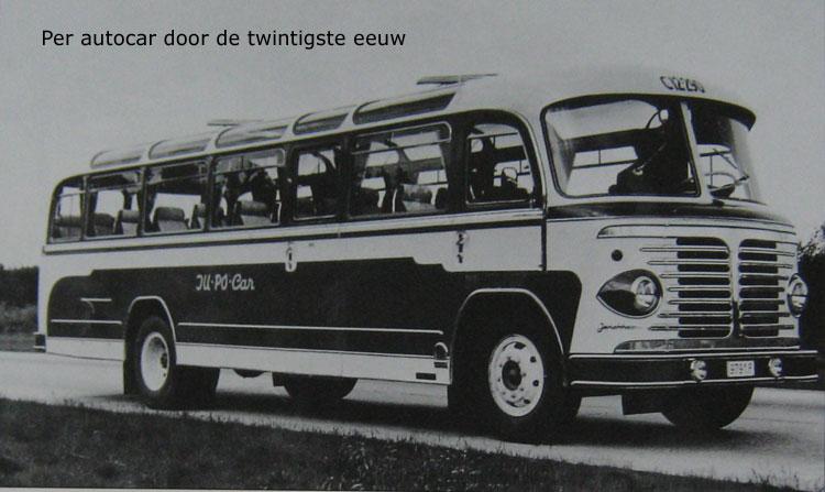 1957 DAF B1500 carr Jonckheere