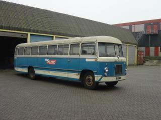 1957 DAF B1500 - Van Hool EHAD 28