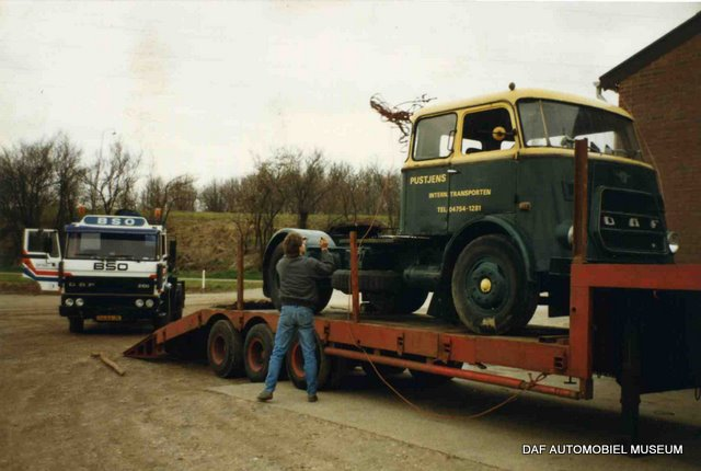 1957 DAF Carry