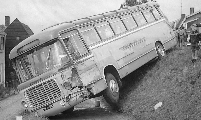 1957 DAF crash