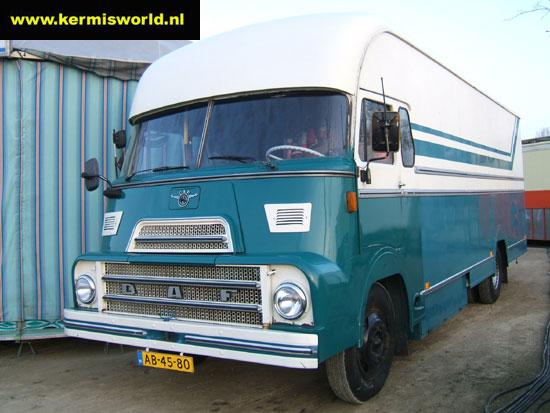 1957 DAF Kermiswagen