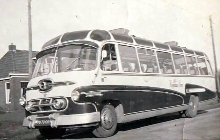 1957 DAF met Hercules koopmansreizen