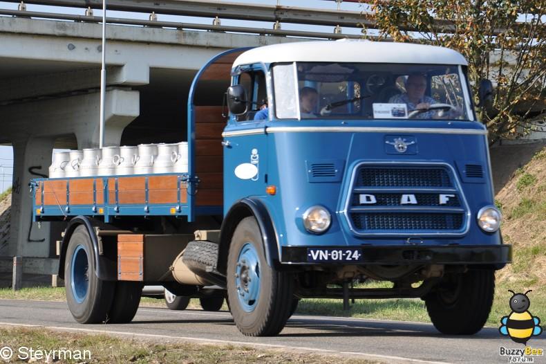 1957 DAF met Melkbussen VN 01 24