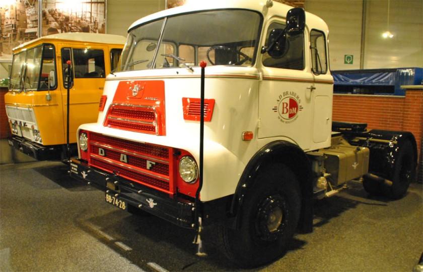 1957 DAF Museum BB