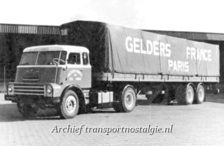 1958 Daf 2000 DO Gelders