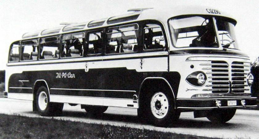 1958 DAF 30