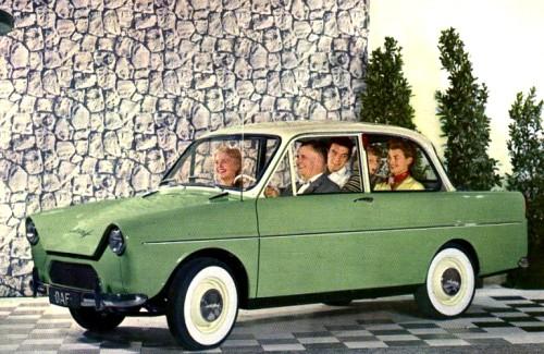 1958 Daf 600