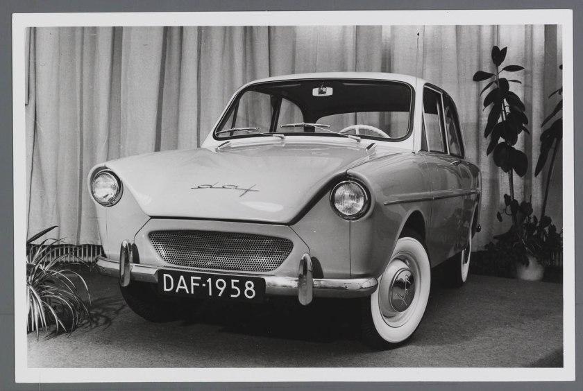 1958 DAF 600a