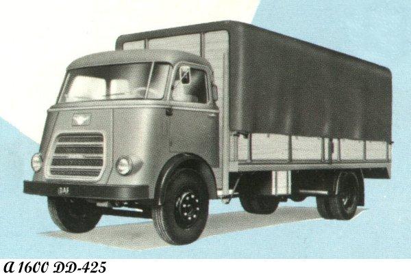 1958 DAF A1600DD-425