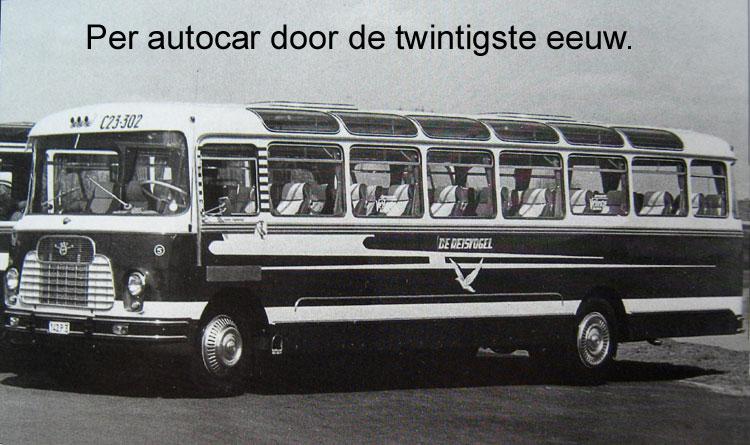 1958 DAF B1500 Carr Verleure