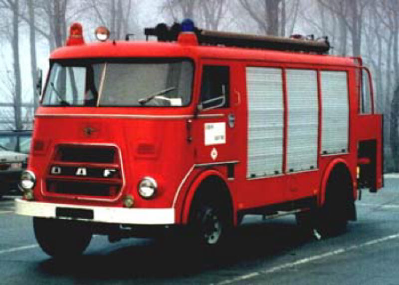 1958 DAF Gent