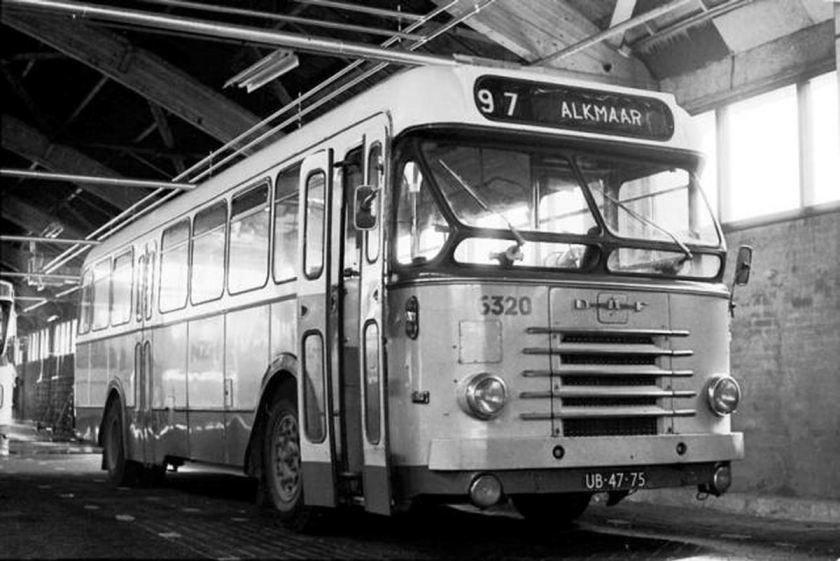 1958 DAF Hainje 6320 UB-47-75